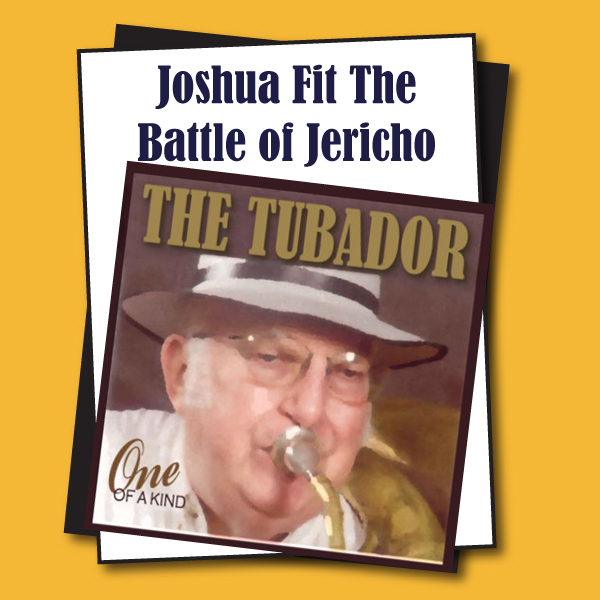 Joshua Fit the Battle of Jericho MP3 Download [TDL01]