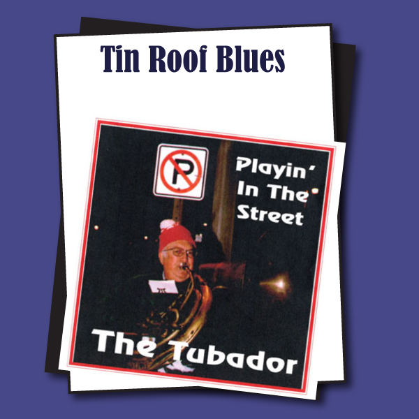 Tin Roof Blues MP3 Download [TDL26]