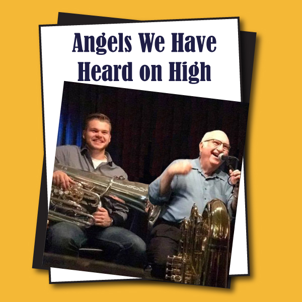 Angels We Have Heard On High MP3 Download [TDL32]