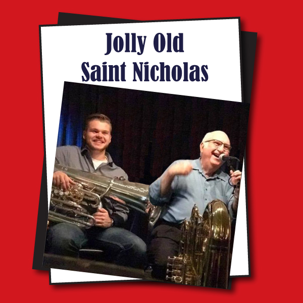 Jolly Old Saint Nicholas MP3 Download [TDL40]