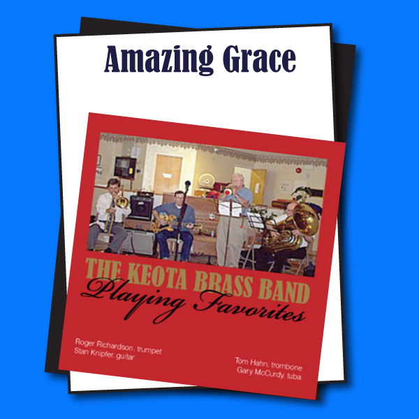 Amazing Grace MP3 Download [TDL63]