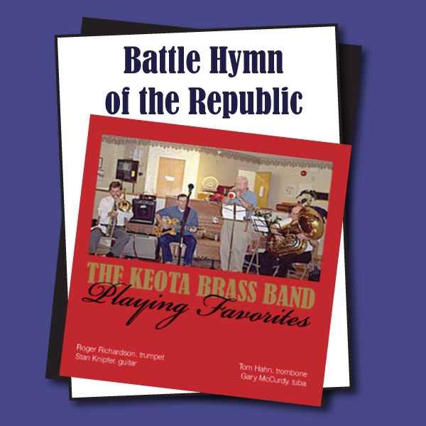 Battle Hymn of the Republic MP3 Download [TDL65]