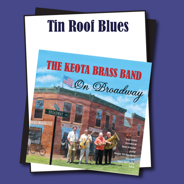 The Tin Roof Blues MP3 Download [TDL71]