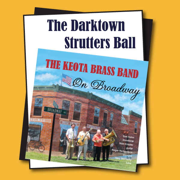 The Darktown Strutters Ball MP3 Download [TDL73]