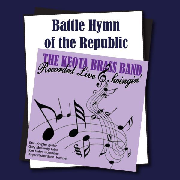 Battle Hymn of the Republic MP3 Download [TDL78]