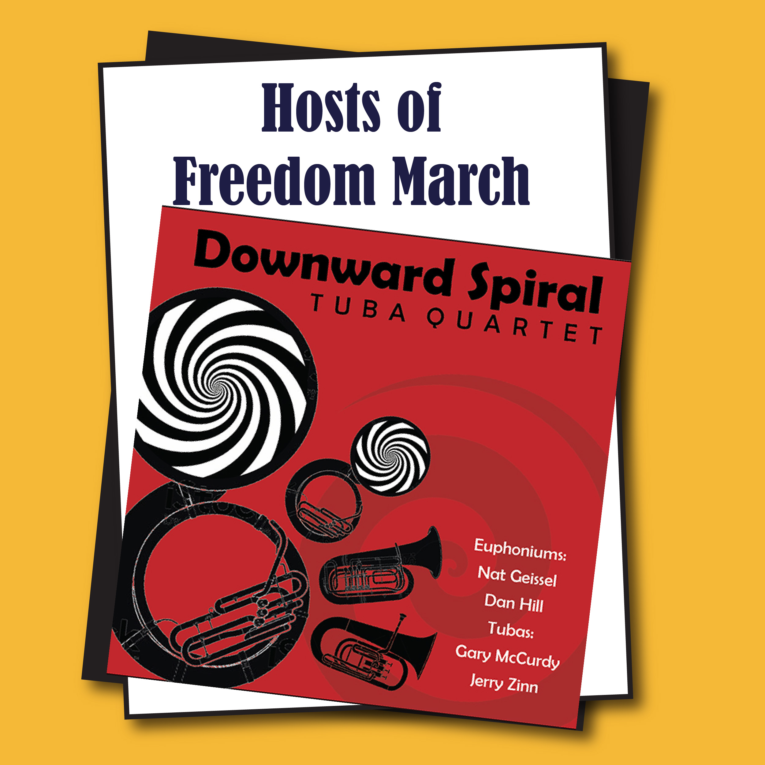 Hosts of Freedom March Download [TDL80]
