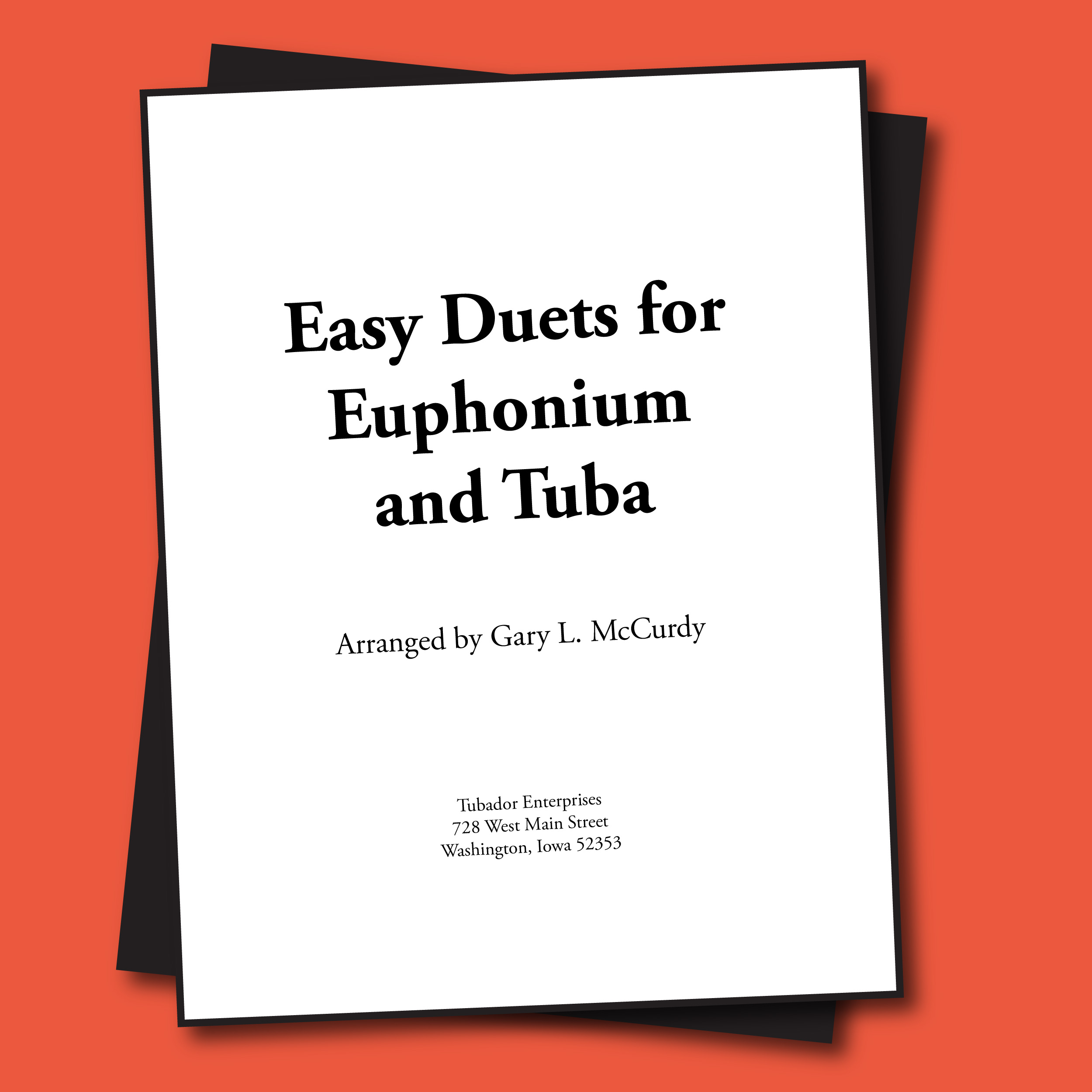 Easy Duets Sheet Music - Duet