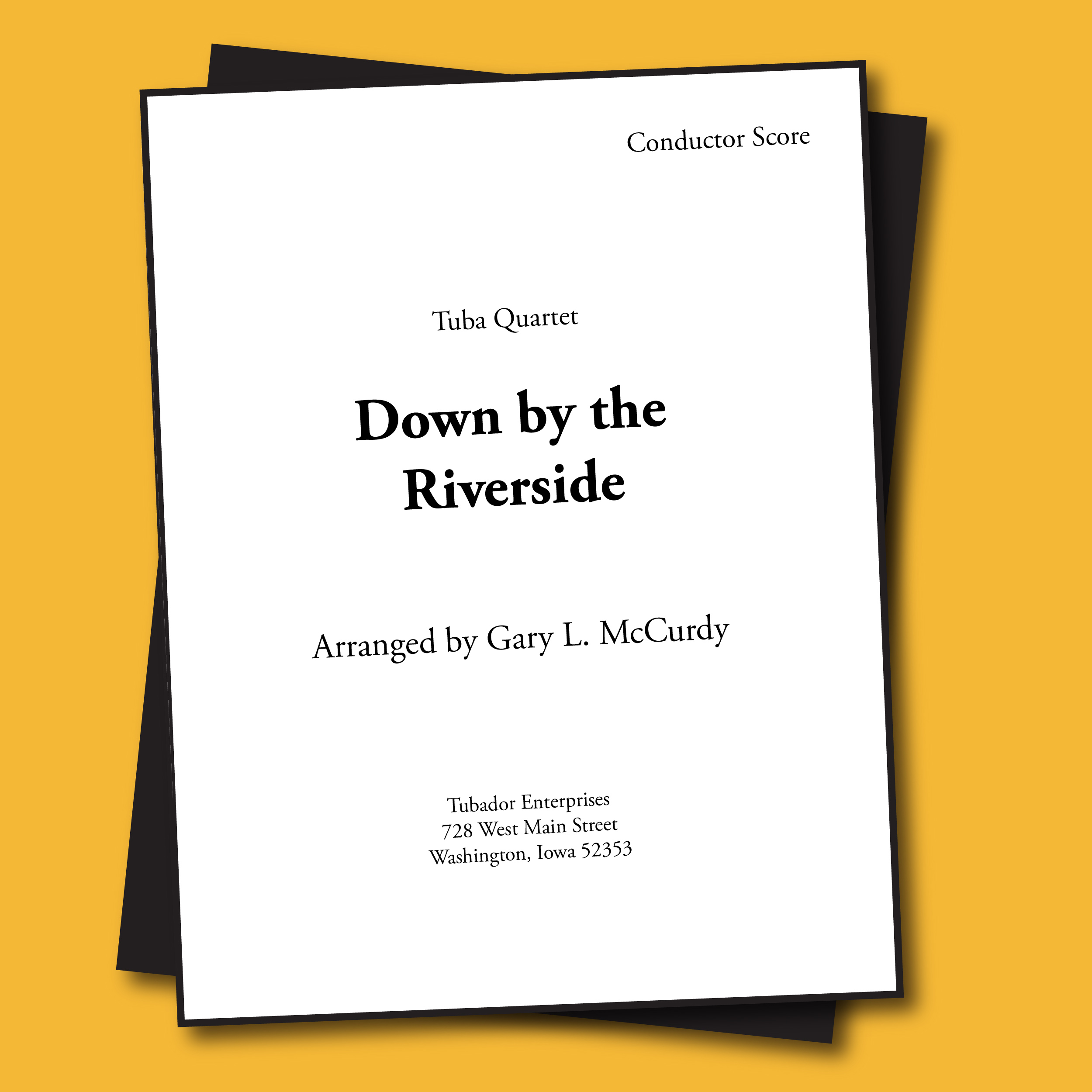 Down by the Riverside Sheet Music - Quartet