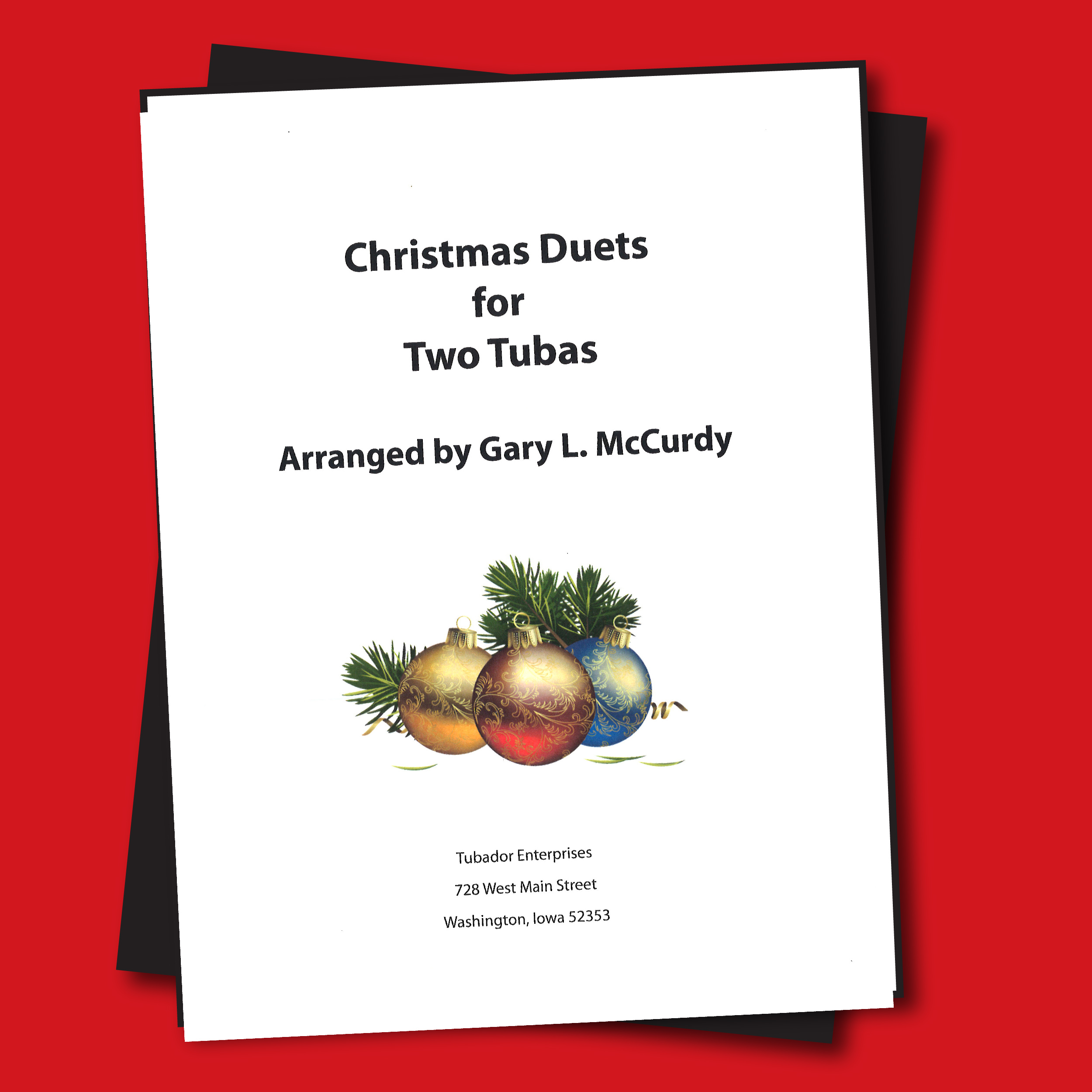 Christmas Duets Sheet Music - Duet