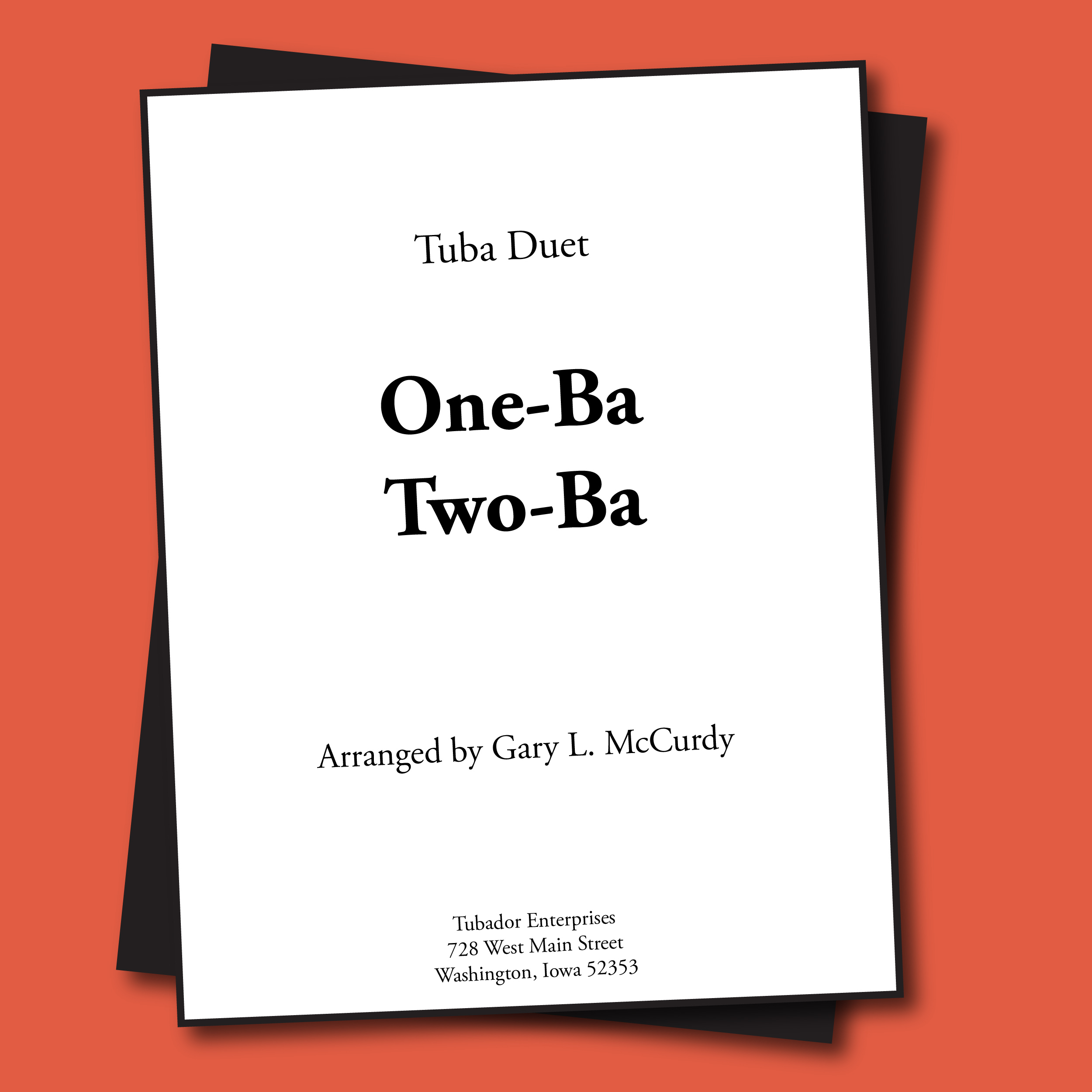 One-Ba Two-Ba Sheet Music - Duet