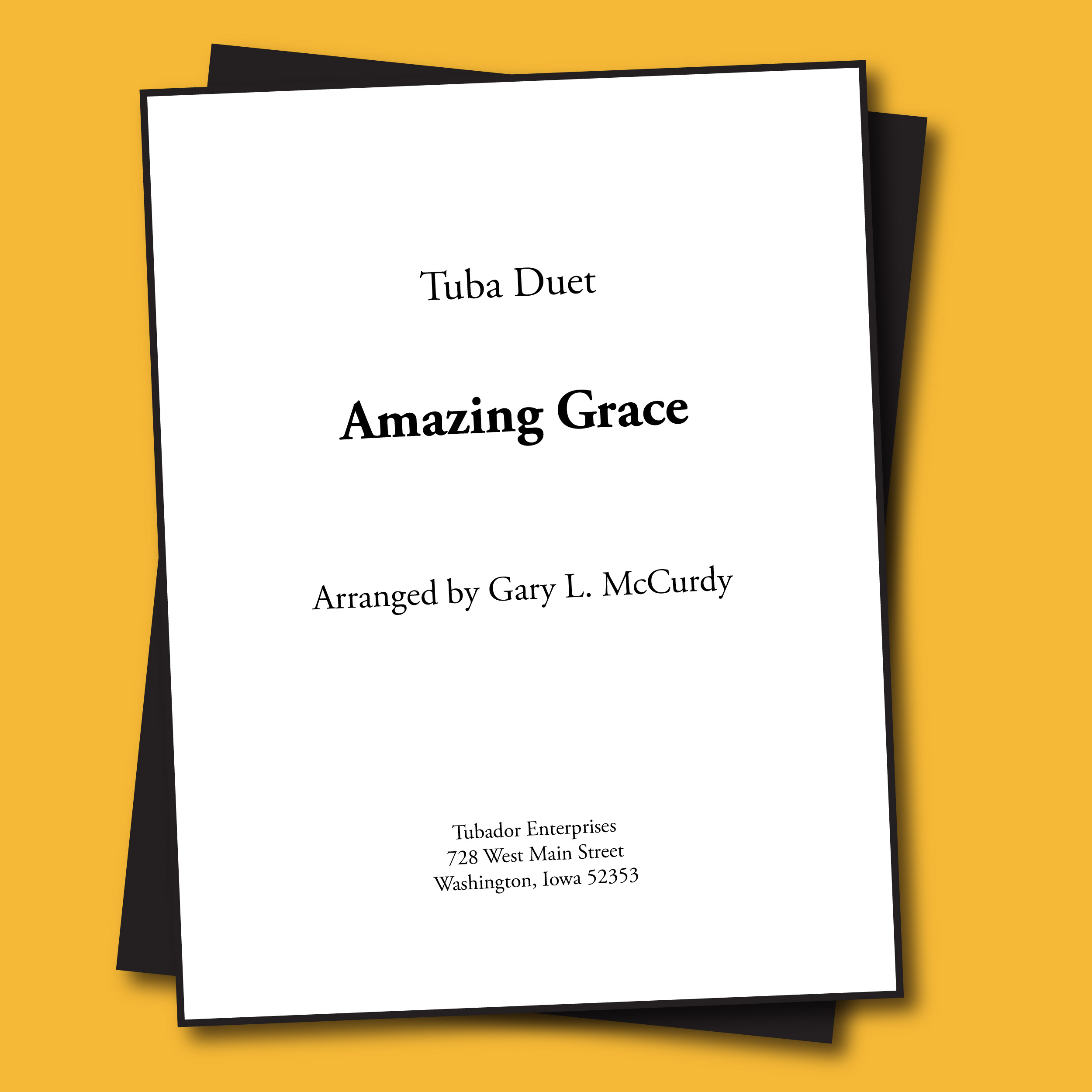 Amazing Grace Sheet Music - Duet