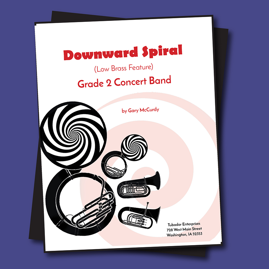 Downward Spiral Concert Band