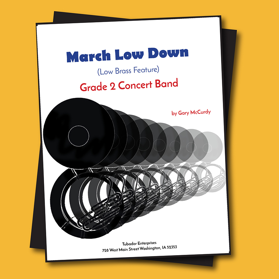 March Low Down Concert Band